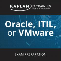 Oracle, ITIL VMWARE Kaplan practice test
