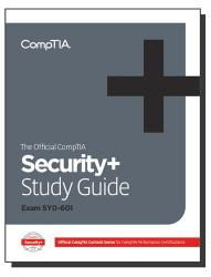 CompTIA Ebook Study Guide SY0-601