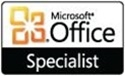 Microsoft Office Specialist  with Free Retake Voucher